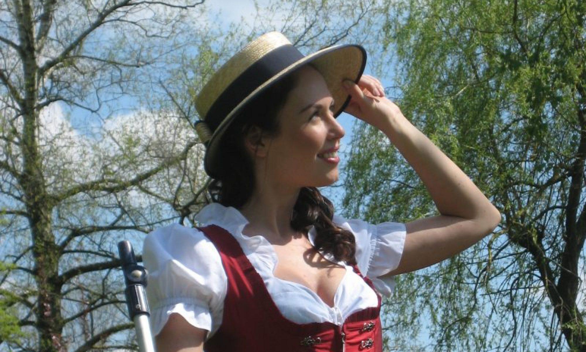 Stelzenläufer Die Originalen Riesenbayern
